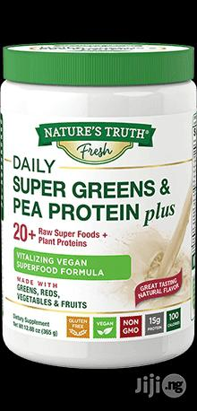 Raw Superfood And Pea Protein Powder For Optimal Health And Wellness   Vitamins & Supplements for sale in Lagos State, Victoria Island
