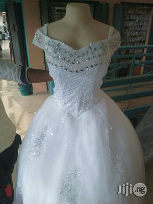 Brand New Wedding Gown For Sale | Wedding Wear & Accessories for sale in Edo State, Benin City