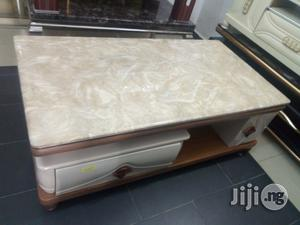 Exotic Unique Strong Marble Center Table Imported Brand New | Furniture for sale in Lagos State, Lekki