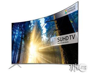 "65"" Ultra Slim Samsung CURVED Quantum Dot SUHD 4K Smart TV | TV & DVD Equipment for sale in Lagos State, Ojo"