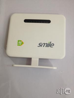 Smile 4G LTE Wifi H8 Router Hotspot | Networking Products for sale in Lagos State, Ikeja