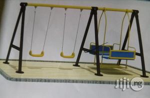 Buyers Urgently Needed For 3 In 1 Playground Outdoor Swings | Toys for sale in Lagos State