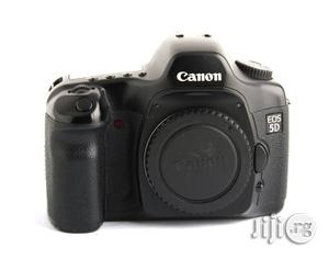 London Used Canon EOS 5D Body Only   Photo & Video Cameras for sale in Lagos State, Ikeja