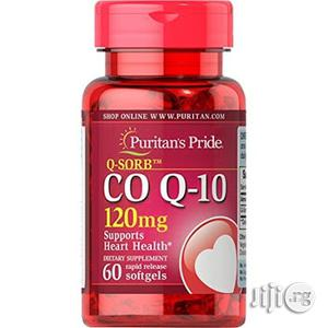 Coenzyme Q10 for Heart Health and High Blood Pressure   Vitamins & Supplements for sale in Lagos State, Victoria Island