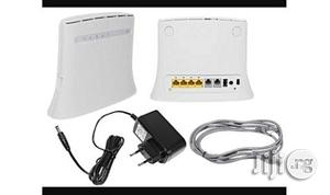 ZTE 3g/4g SIM Router for All Network Support 32 Users | Networking Products for sale in Lagos State, Ikeja