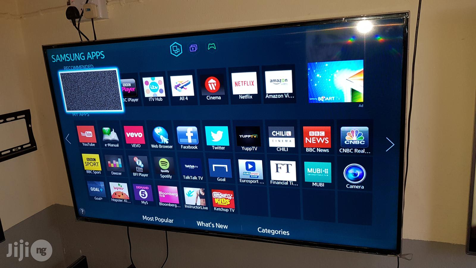 Archive: 55 Inches Samsung Smart Full HD LED 3D LED TV