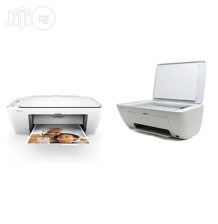 HP Deskjet 2620 All-In-One Printer -Print Scan and Copy