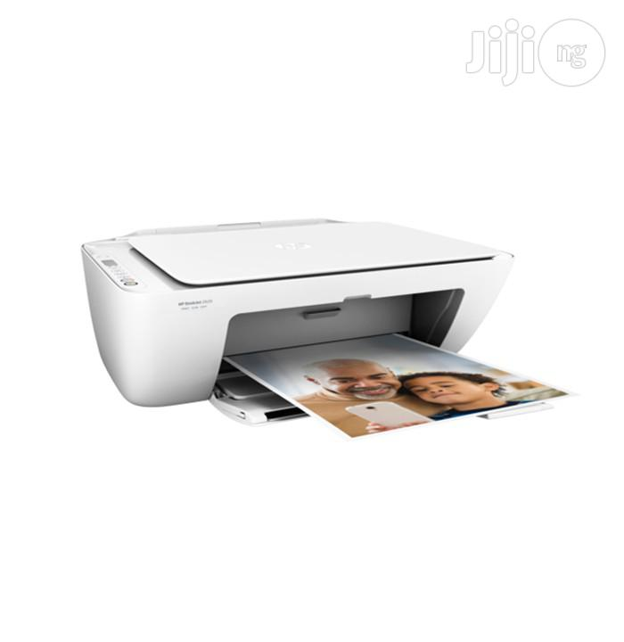HP Deskjet 2620 All-In-One Printer -Print Scan and Copy | Printers & Scanners for sale in Ikeja, Lagos State, Nigeria