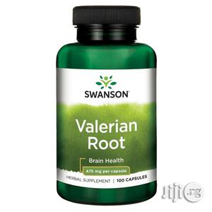 Valerian Root for Anxiety, Relaxation and Good Sleep   Vitamins & Supplements for sale in Lagos State, Victoria Island