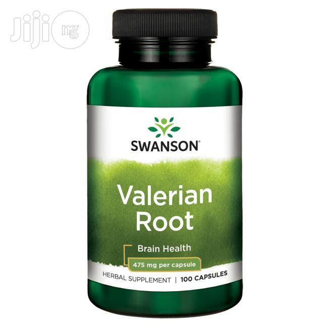 Valerian Root for Anxiety, Relaxation and Good Sleep