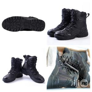 Quality Tactical Military Marine Assault Boots   Shoes for sale in Borno State, Maiduguri