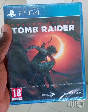 PS4 Shadow Of The Tomb Raider   Video Games for sale in Lagos State, Agege