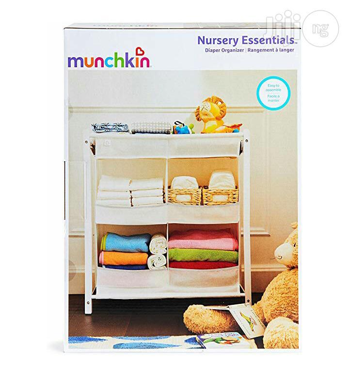 Munchkin Nursing Essentials Baby Organiser