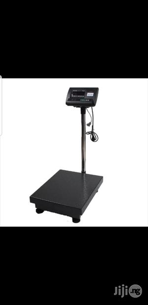 A 12 Digital Electronic Platform Weighing Scale - 600kg | Store Equipment for sale in Lagos State, Lagos Island (Eko)