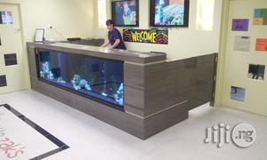 Hotel Counter Aquarium   Building & Trades Services for sale in Abuja (FCT) State, Central Business District