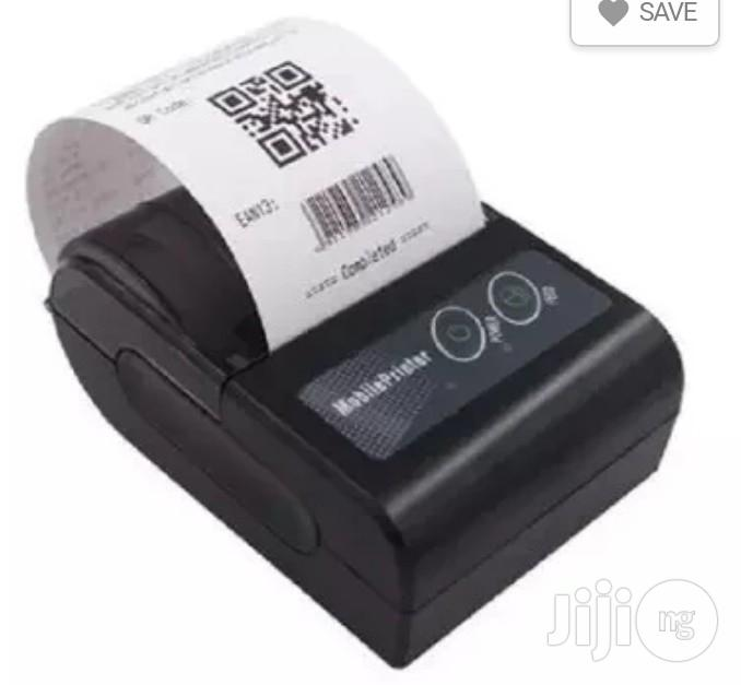 Bluetooth Mobile POS Printer   Store Equipment for sale in Ikeja, Lagos State, Nigeria
