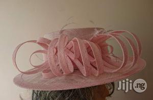Peach Hat Ladies Church Wear | Clothing Accessories for sale in Rivers State, Port-Harcourt