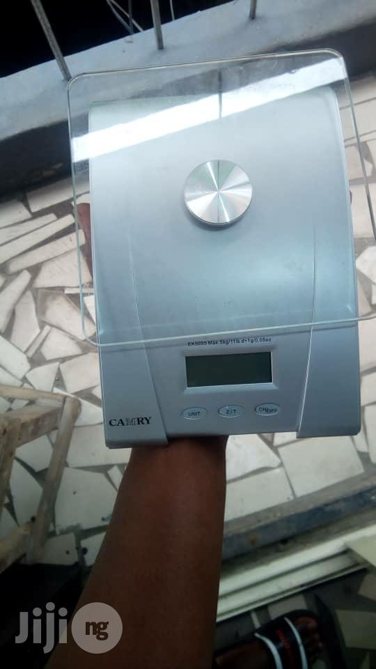 Digital Weighing Scale 5kg Camry   Store Equipment for sale in Amuwo-Odofin, Lagos State, Nigeria