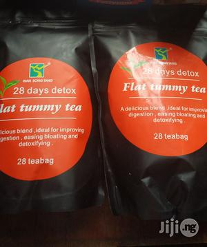 Kuding Tea, 28 Days Flat Tummy Tea , Green Tea And Beauty Tea | Vitamins & Supplements for sale in Lagos State, Yaba