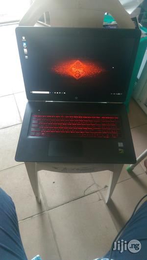 Laptop HP Omen 17 16GB Intel Core i7 SSHD (Hybrid) 1T   Laptops & Computers for sale in Lagos State, Ikeja