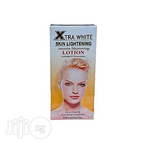 Xtra White Skin Lightening Intensive Moisturizing Lotion