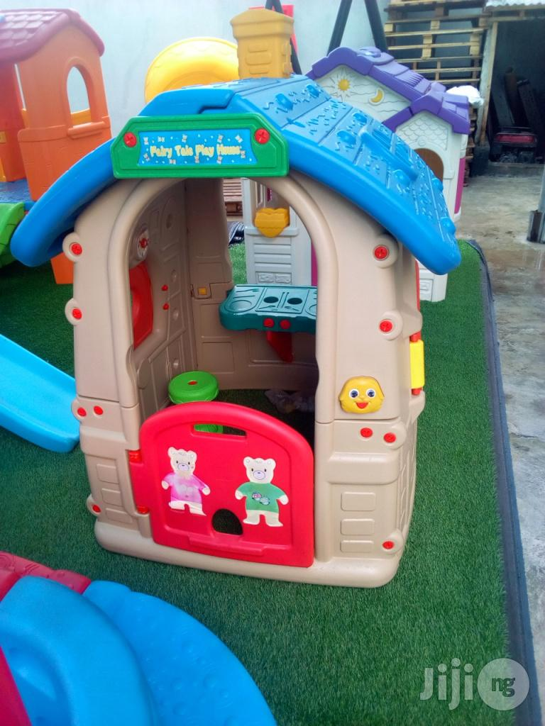 Fairy Playhouse For Kids At Home And Schools