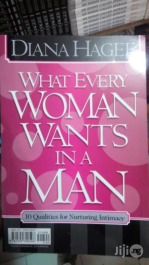 What Every Woman Want In A Man | Books & Games for sale in Lagos State, Yaba