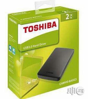 2tb External Hard Drive Toshiba | Computer Hardware for sale in Lagos State, Ikeja