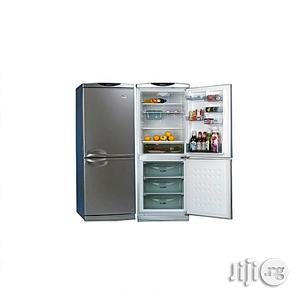 BRAND NEW LG Refrigerator With Bottom Freezer-Ref269 Silver   Kitchen Appliances for sale in Lagos State, Ojo