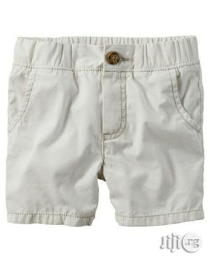Kid Boys Chinos Shorts | Children's Clothing for sale in Lagos State, Lekki