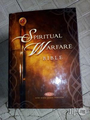 Spiritual Warfare Study Bible H/C | Books & Games for sale in Lagos State, Surulere