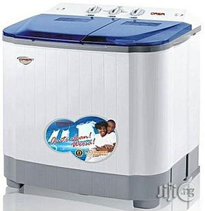 BRAND NEW QASA Washing Machine - 8.8kg - Wash -5.0kg /Spin- 3.8kg   Home Appliances for sale in Lagos State, Ojo