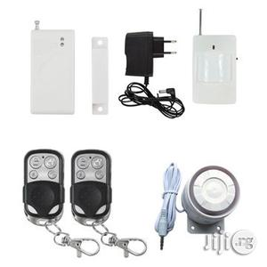 Wireless Accessories Smart Security Alarm System | Safetywear & Equipment for sale in Lagos State, Ikeja