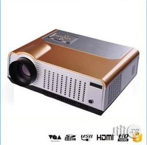 3000 Lumen Multimedia Projector - LX580 | TV & DVD Equipment for sale in Lagos State, Ikeja