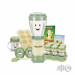 Magic Bullet Magic Bullet Baby Food Processor - 20 Pieces Set | Baby & Child Care for sale in Lagos State, Lagos Island (Eko)