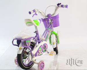 Kids Bycicle, Purple Colour   Toys for sale in Lagos State, Alimosho