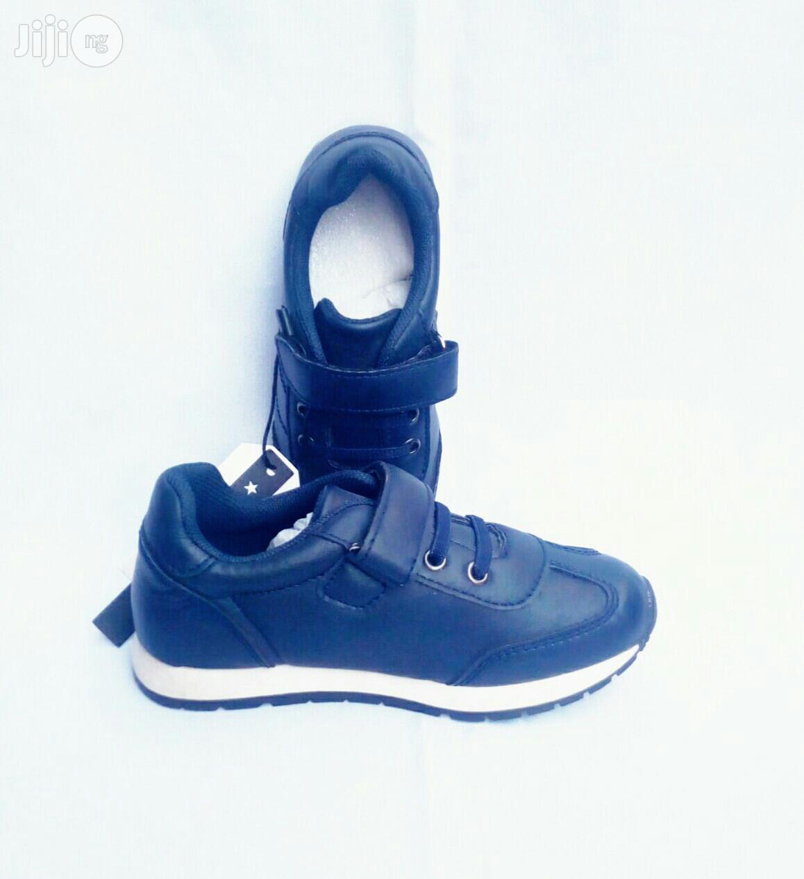 Navy Blue Canvas | Children's Shoes for sale in Lagos Island (Eko), Lagos State, Nigeria