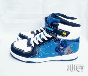 Batman High Top Canvas | Children's Shoes for sale in Lagos State, Lagos Island (Eko)