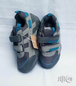 Ash and Blue Canvas | Children's Shoes for sale in Lagos State, Lagos Island (Eko)