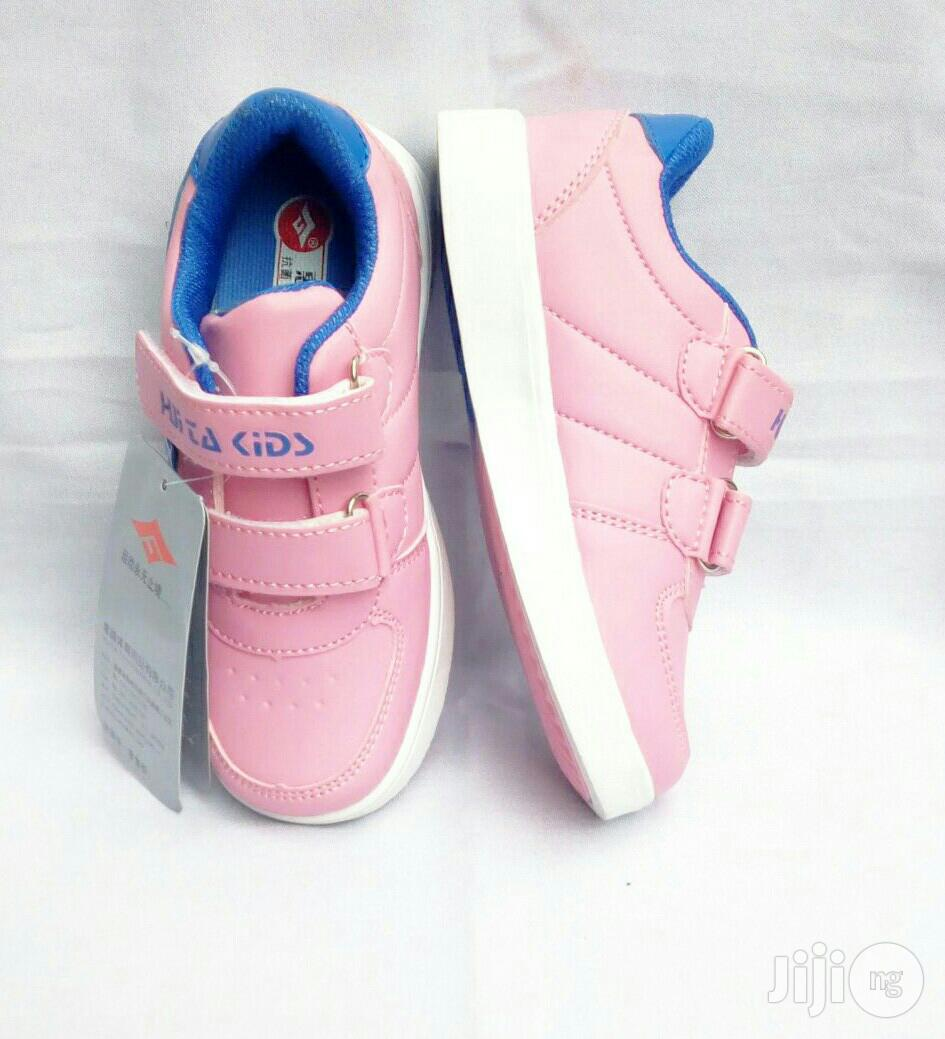 Pink and Blue Canvas | Children's Shoes for sale in Lagos Island (Eko), Lagos State, Nigeria