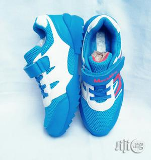 Blue Canvas | Children's Shoes for sale in Lagos State, Lagos Island (Eko)