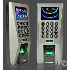 ZKTECO F18 + ID Fingerprint Access Controller Reader Controller   Computer Accessories  for sale in Rivers State, Port-Harcourt