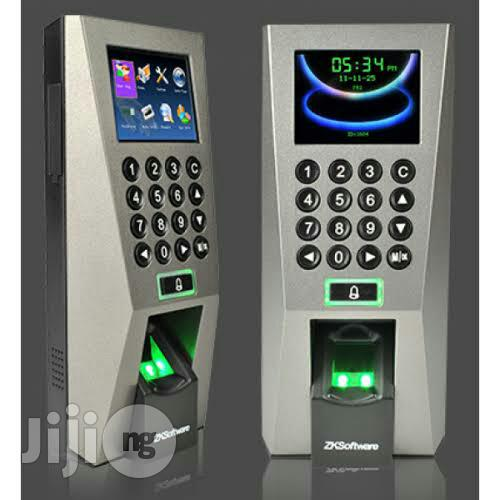 Archive: ZKTECO F18 + ID Fingerprint Access Controller Reader Controller