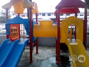 Double Slides With Double Playhouse For Kids | Toys for sale in Lagos State, Ikeja