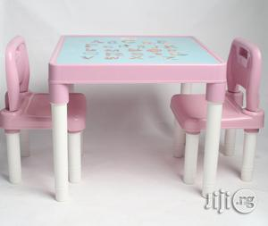 Children Plastic Chair And Table   Children's Furniture for sale in Lagos State, Alimosho