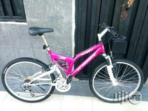 Excel Dual Suspension Adult Bicycle | Sports Equipment for sale in Lagos State, Surulere