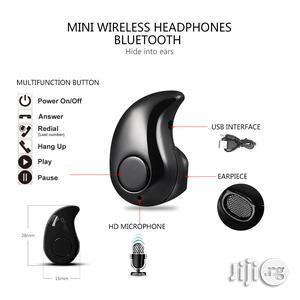 Mini Wireless Bluetooth 4.1 Stereo In-ear Headset Earphone   Headphones for sale in Ondo State, Akure