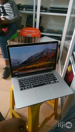 Laptop Apple MacBook Pro 16GB Intel Core i7 SSD 500GB | Laptops & Computers for sale in Lagos State, Ikeja