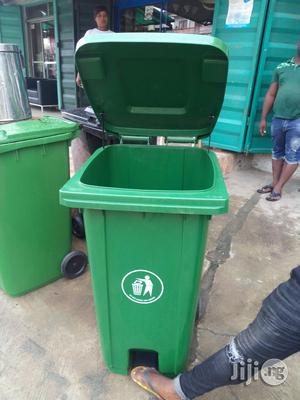 Exotic Unique Strong 240litre Pedal Waste Bin Brand New | Home Accessories for sale in Lagos State, Yaba
