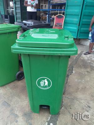 Superb Strong 240litre Pedal Waste Bin Brand New | Home Accessories for sale in Lagos State, Yaba